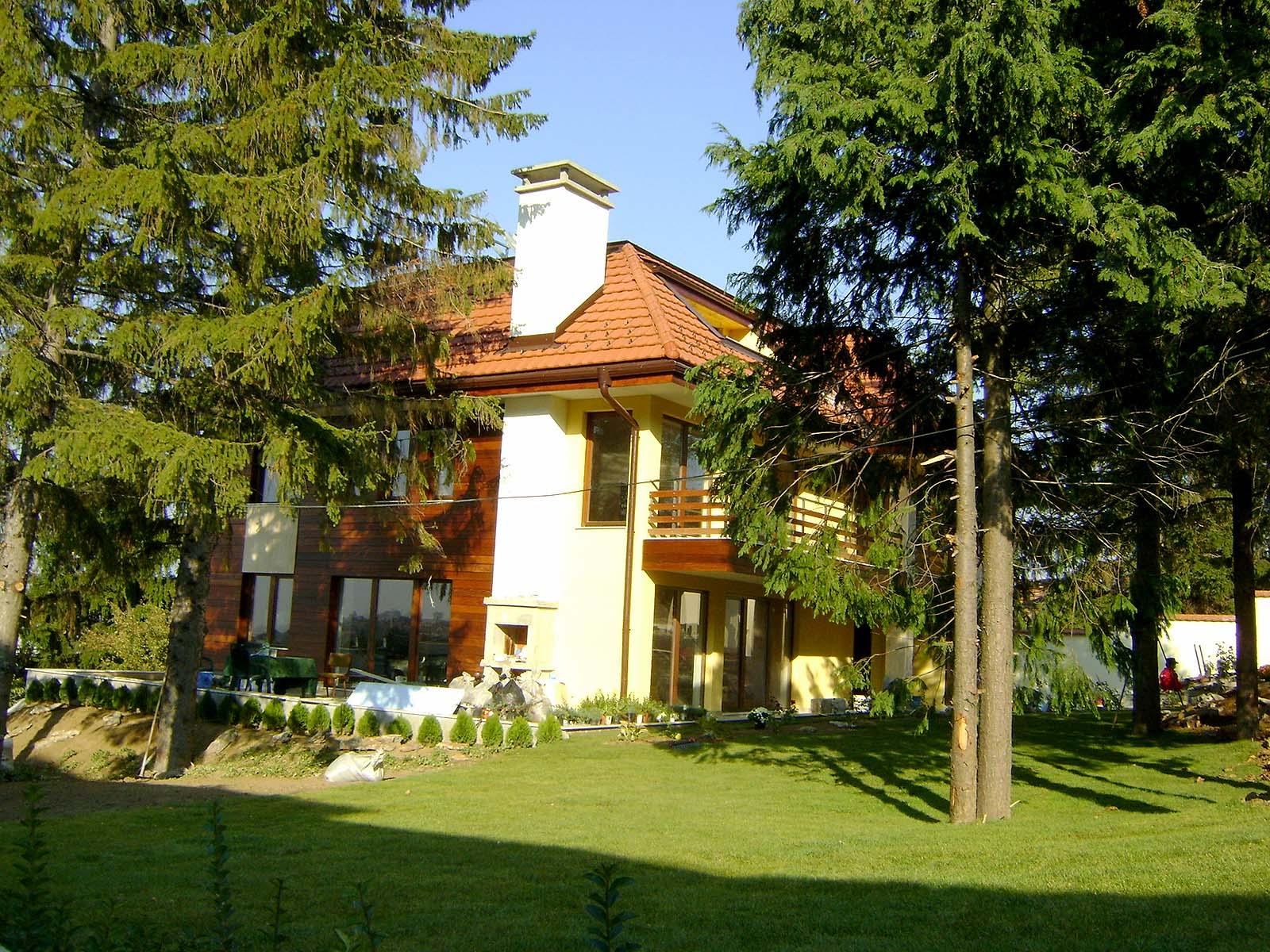 Еднофамилна къща, Драгалевци 05
